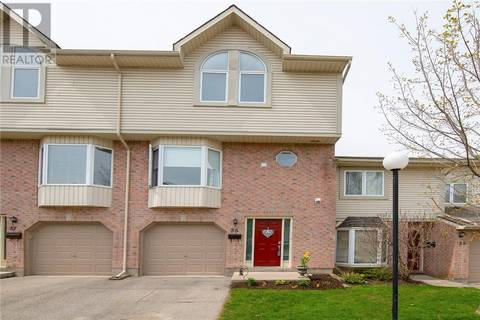 Townhouse for sale at 56 Ailsa Pl Unit 9 London Ontario - MLS: 196592