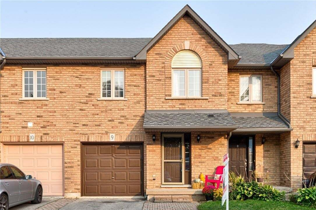 Townhouse for sale at 565 Rymal Rd E Unit 9 Hamilton Ontario - MLS: H4088199