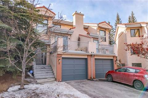 Townhouse for sale at 5810 Patina Dr Southwest Unit 9 Calgary Alberta - MLS: C4288354