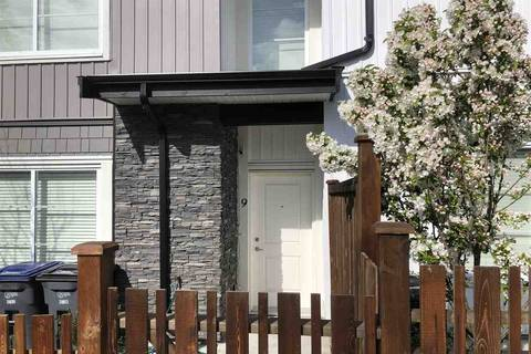 Townhouse for sale at 5867 129 St Unit 9 Surrey British Columbia - MLS: R2337014