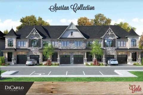 Townhouse for sale at 600 Maplehill Dr Unit 9 Burlington Ontario - MLS: W4857899