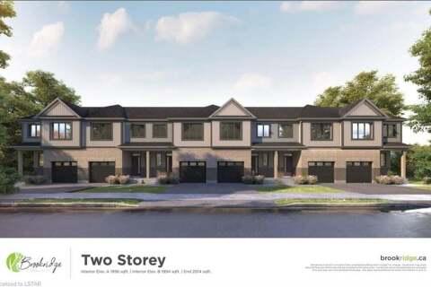 Townhouse for sale at 601 Lions Park Dr Unit 9 Mount Brydges Ontario - MLS: 277671