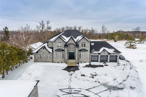 House for sale at 6074 Hwy 9 Hy Caledon Ontario - MLS: W4675834