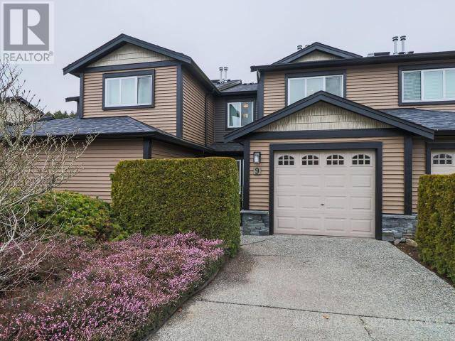 Townhouse for sale at 6240 Parkwood Dr Unit 9 Nanaimo British Columbia - MLS: 466076