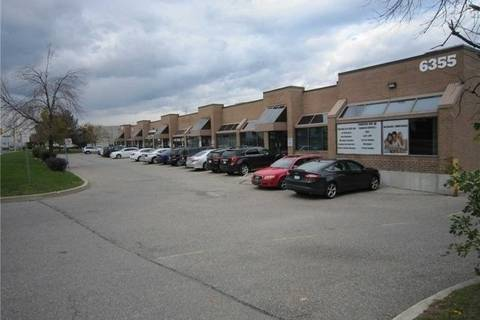 Commercial property for sale at 6355 Kennedy Rd Unit 9 Mississauga Ontario - MLS: W4388962