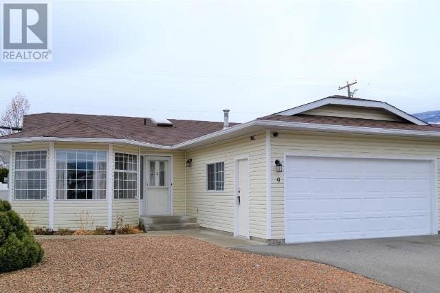 House for sale at 6526 Tuc El Nuit Dr Unit 9 Oliver British Columbia - MLS: 186756