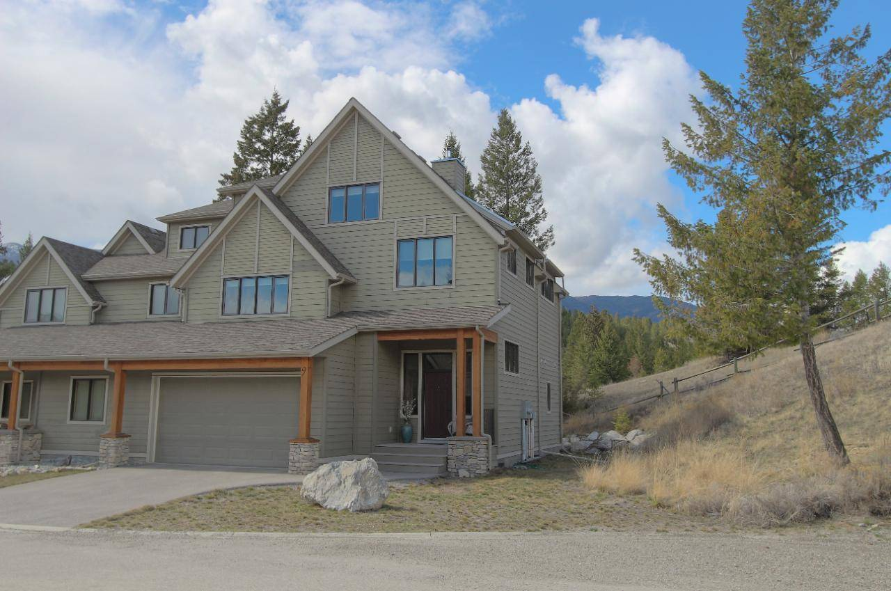 Townhouse for sale at 6800 Columbia Lake Road  Unit 9 Fairmont/columbia Lake British Columbia - MLS: 2450837