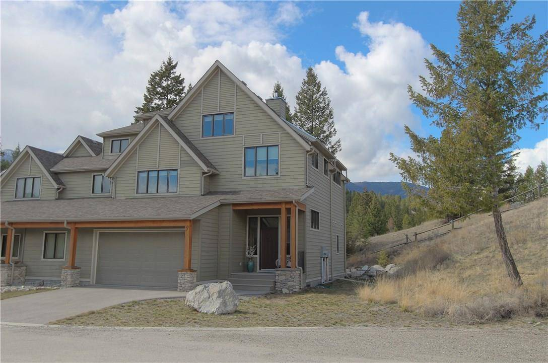 Townhouse for sale at 6800 Columbia Lake Rd Unit 9 Fairmont Hot Springs British Columbia - MLS: 2436603