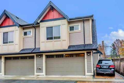 Townhouse for sale at 7028 Ash St Unit 9 Richmond British Columbia - MLS: R2425135