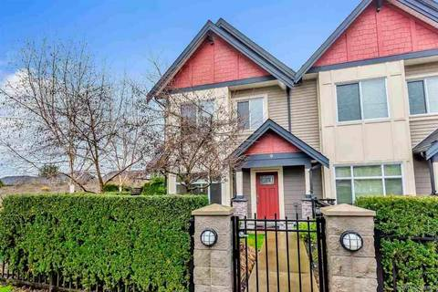 Townhouse for sale at 7028 Ash St Unit 9 Richmond British Columbia - MLS: R2444792
