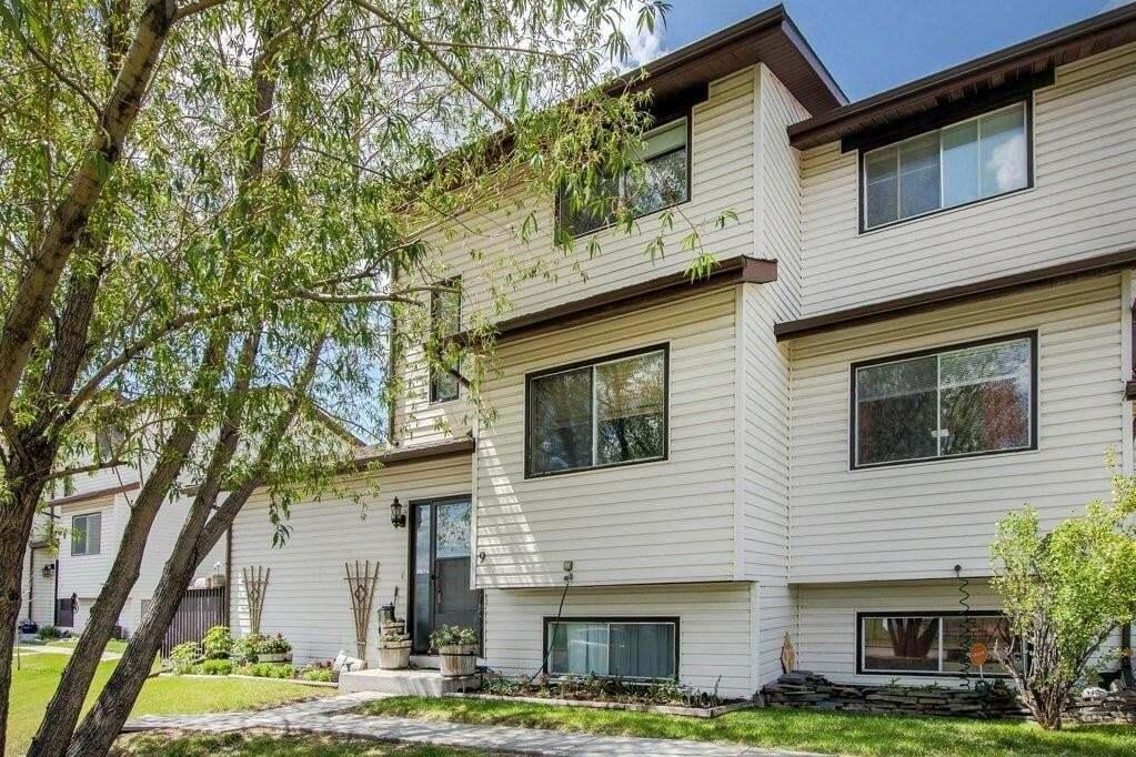 Townhouse for sale at 73 Glenbrook Cr Unit 9 Glenbow, Cochrane Alberta - MLS: C4299205