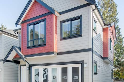 Townhouse for sale at 7388 Railway Ave Unit 9 Richmond British Columbia - MLS: R2375605