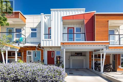 Townhouse for sale at 785 Central Spur Rd Unit 9 Victoria British Columbia - MLS: 411843