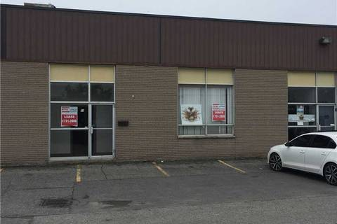 Commercial property for lease at 80 Midwest Rd Apartment 9 Toronto Ontario - MLS: E4707378