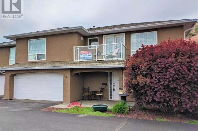 Townhouse for sale at 810 Anderson Terrace  Unit 9 Kamloops British Columbia - MLS: 154678