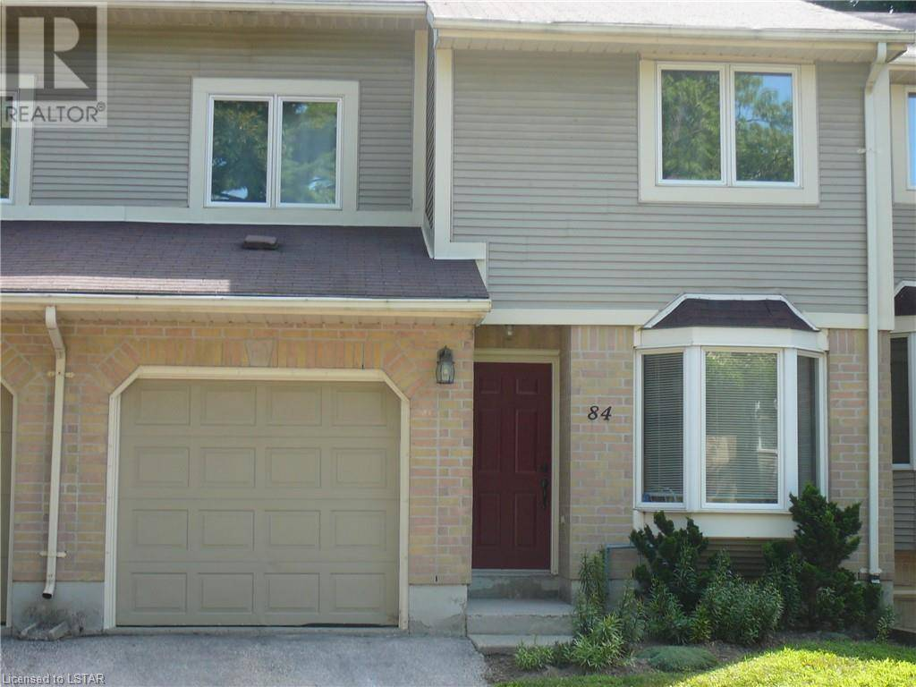 Townhouse for sale at 84 Ailsa Pl Unit 9 London Ontario - MLS: 216115