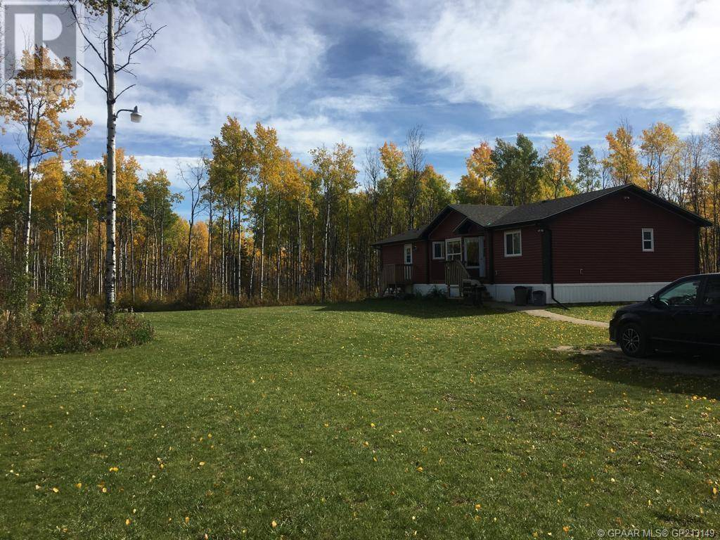 Home for sale at 845011 Range Road 222  Unit 9 Northern Lights, Countyof Alberta - MLS: GP213149
