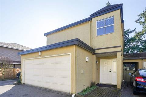 Townhouse for sale at 8480 Blundell Rd Unit 9 Richmond British Columbia - MLS: R2443709