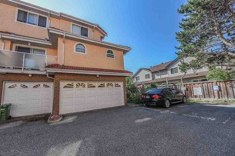 Townhouse for sale at 8651 General Currie Rd Unit 9 Richmond British Columbia - MLS: R2397162