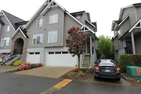 Townhouse for sale at 8881 Walters St Unit 9 Chilliwack British Columbia - MLS: R2365499