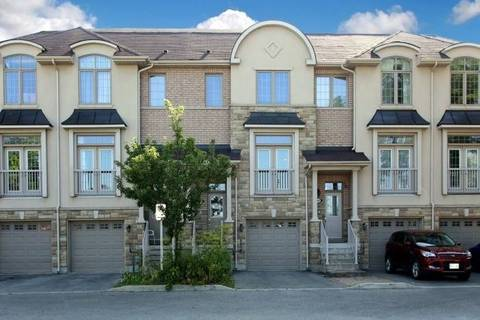 Townhouse for sale at 9205 Bathurst St Unit 9 Richmond Hill Ontario - MLS: N4514870