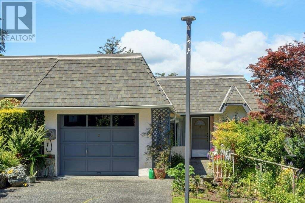 Townhouse for sale at 930 Josephine  Unit 9 Central Saanich British Columbia - MLS: 850116