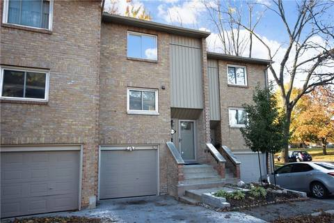 Townhouse for sale at 95 Fonthill Rd Unit 9 Hamilton Ontario - MLS: H4066967