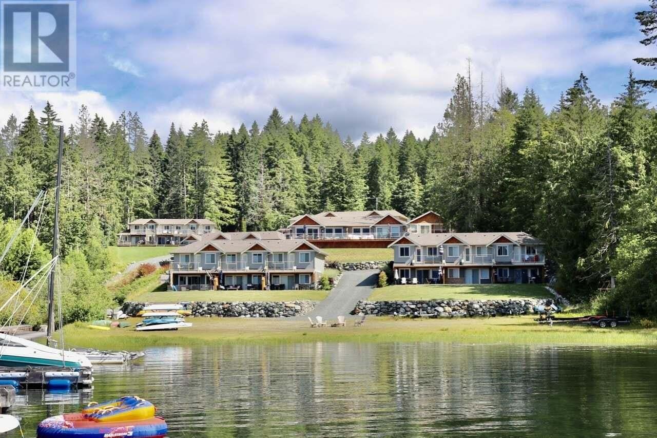 Townhouse for sale at 9624 Lakeshore  Unit 9 Port Alberni British Columbia - MLS: 843241