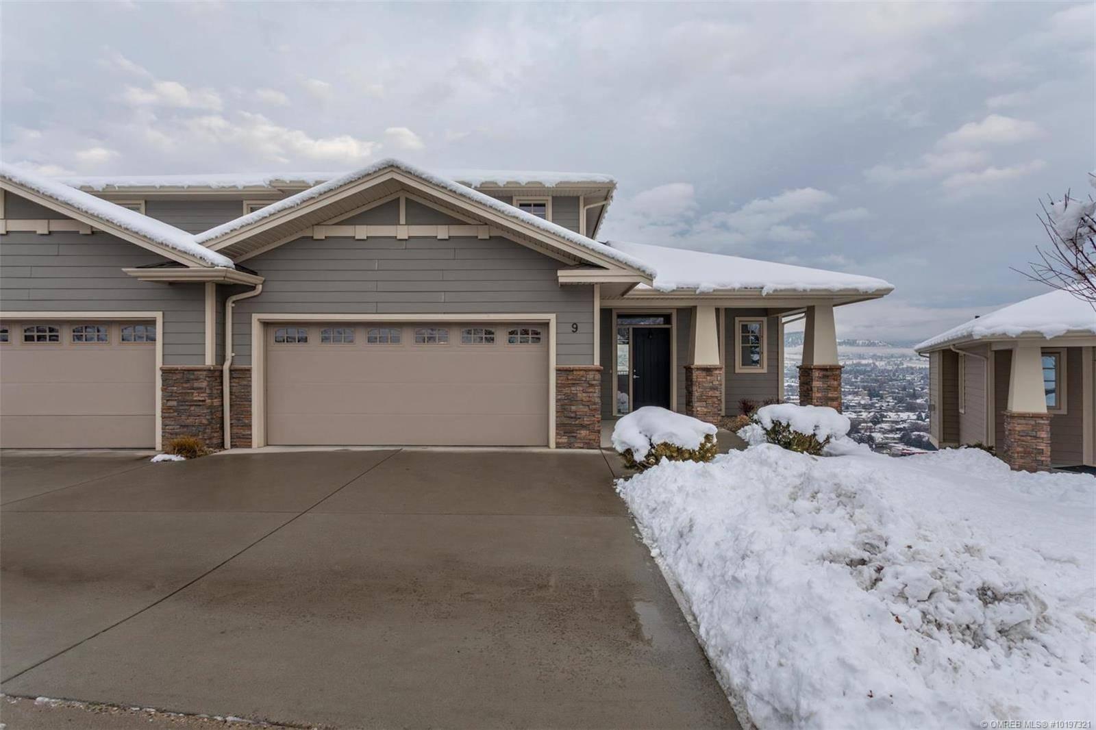 Townhouse for sale at 971 Monashee Pl Unit 9 Kelowna British Columbia - MLS: 10197321