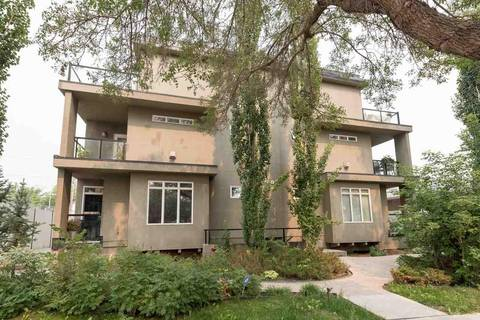 Townhouse for sale at 9856 83 Ave Nw Unit 9 Edmonton Alberta - MLS: E4138144