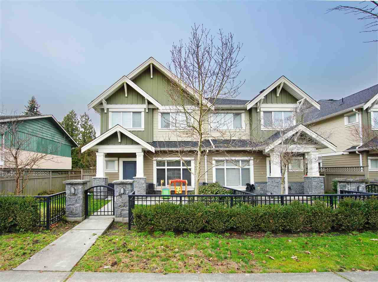 Buliding: 9888 Keefer Avenue, Richmond, BC