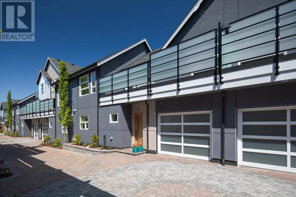 Townhouse for sale at 9889 Seventh St Unit 9 Sidney British Columbia - MLS: 415178