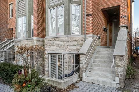 Condo for sale at 99 Walmer Rd Toronto Ontario - MLS: C4671818
