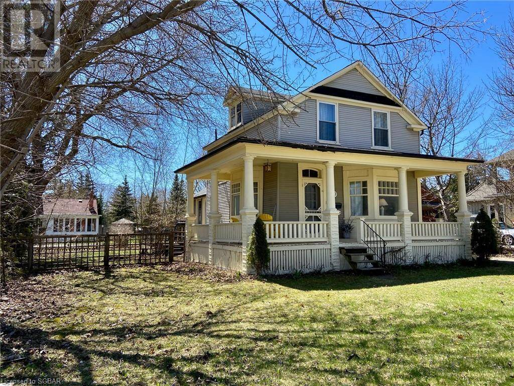 House for sale at 9 Alfred St West Thornbury Ontario - MLS: 245494