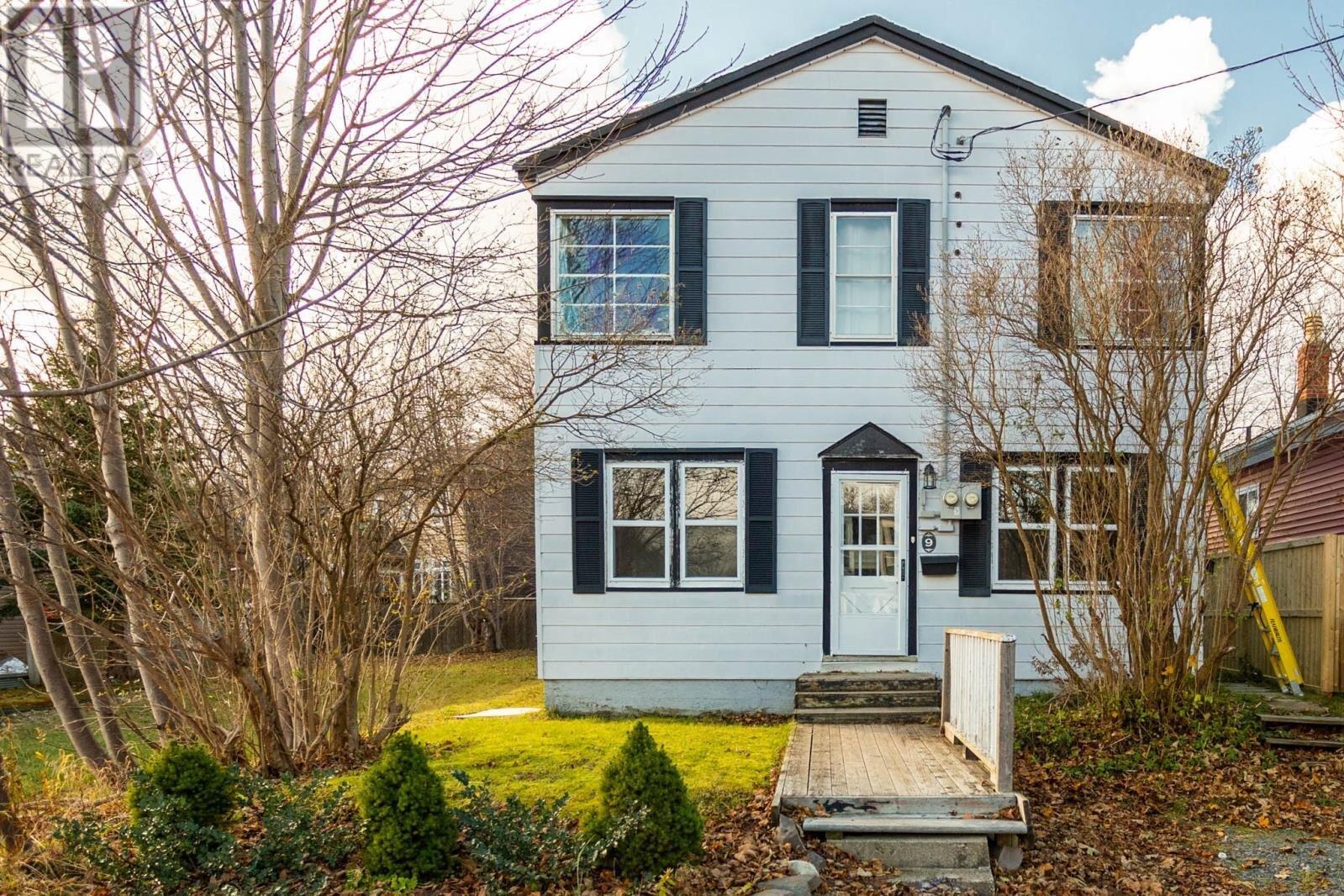 House for sale at 9 Allandale Rd St. John's Newfoundland - MLS: 1223629