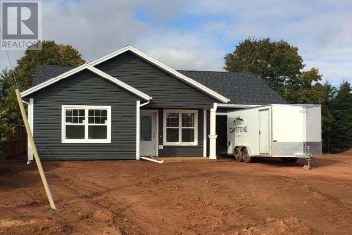 House for sale at 9 Amanda Dr Charlottetown Prince Edward Island - MLS: 202021875
