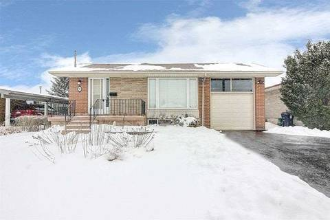 House for sale at 9 Amethyst Rd Toronto Ontario - MLS: E4693441