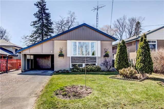 Sold: 9 Ashfield Drive, Toronto, ON