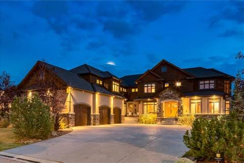 House for sale at 9 Aspen Ridge Cs Southwest Calgary Alberta - MLS: C4269979