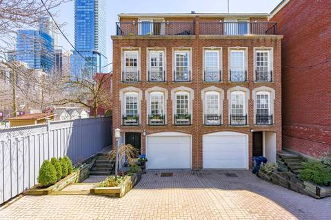 Townhouse for sale at 9 Berryman St Toronto Ontario - MLS: C4424624