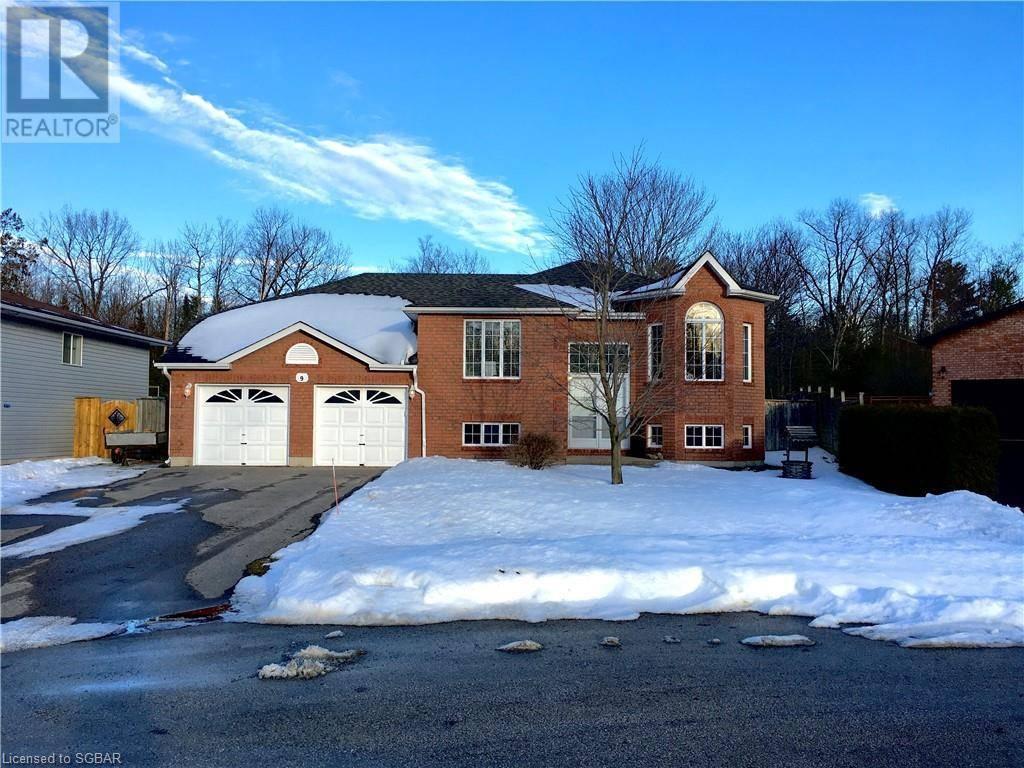 House for sale at 9 Birchmount Circ Wasaga Beach Ontario - MLS: 243346