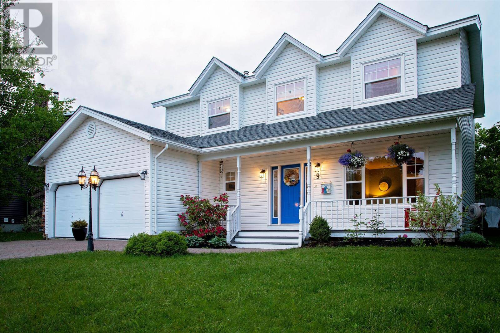 House for sale at 9 Bristol Pl Gander Newfoundland - MLS: 1198942