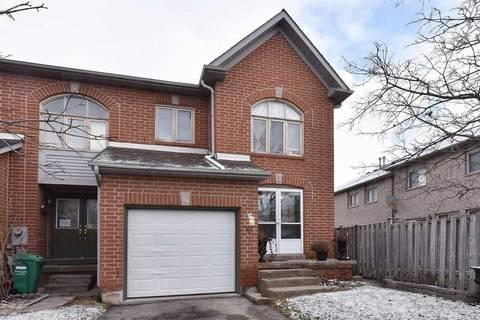 Townhouse for sale at 9 Brocklebank Ct Brampton Ontario - MLS: W4670799