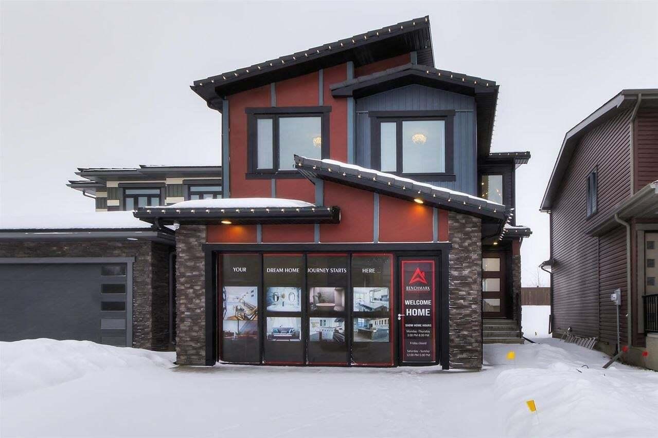 House for sale at 9 Brunswyck Cr Spruce Grove Alberta - MLS: E4217444