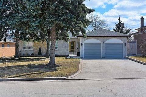 House for sale at 9 Bunker Rd Vaughan Ontario - MLS: N4419081