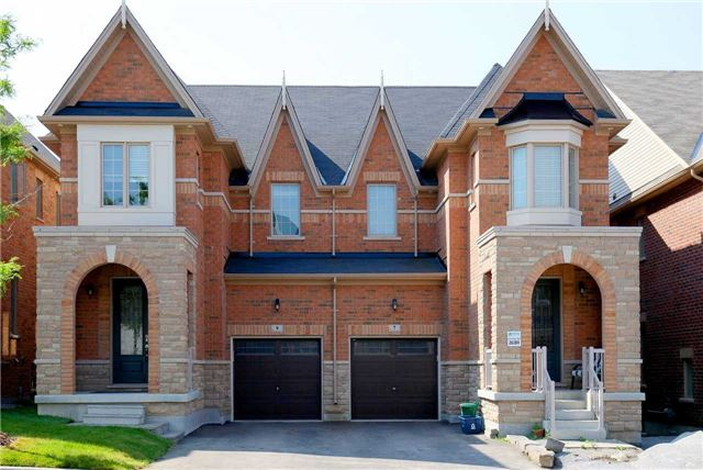 For Sale: 9 Busch Avenue, Markham, ON | 4 Bed, 4 Bath Townhouse for $1,038,000. See 17 photos!