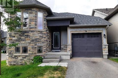 House for sale at 9 Canterbury Circ Orillia Ontario - MLS: 207858