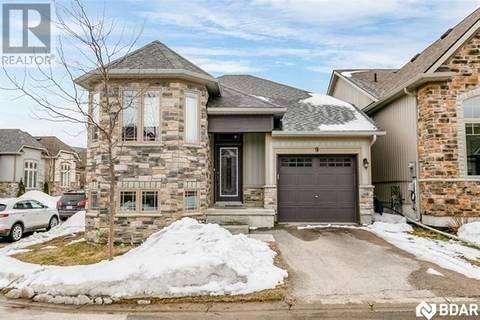 House for sale at 9 Canterbury Circ Orillia Ontario - MLS: 30724540
