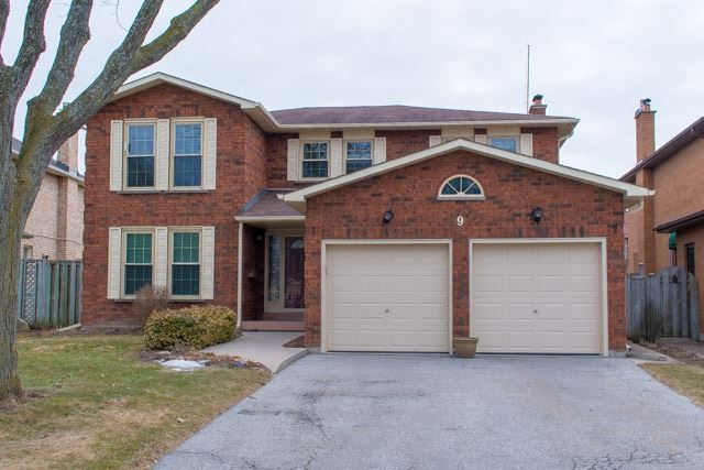 For Sale: 9 Carpenter Court, Markham, ON | 4 Bed, 4 Bath House for $1,388,800. See 20 photos!
