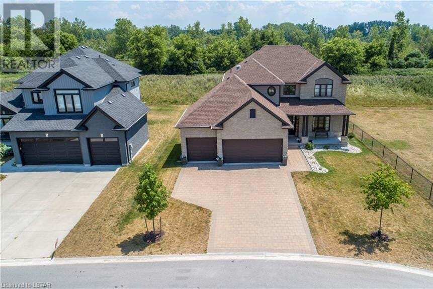 House for sale at 9 Caverhill Cres Komoka Ontario - MLS: 270474